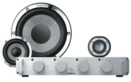 Focal Utopia Be Kit N7 Passive. Технические характеристики Utopia Be Kit N7 Passive.
